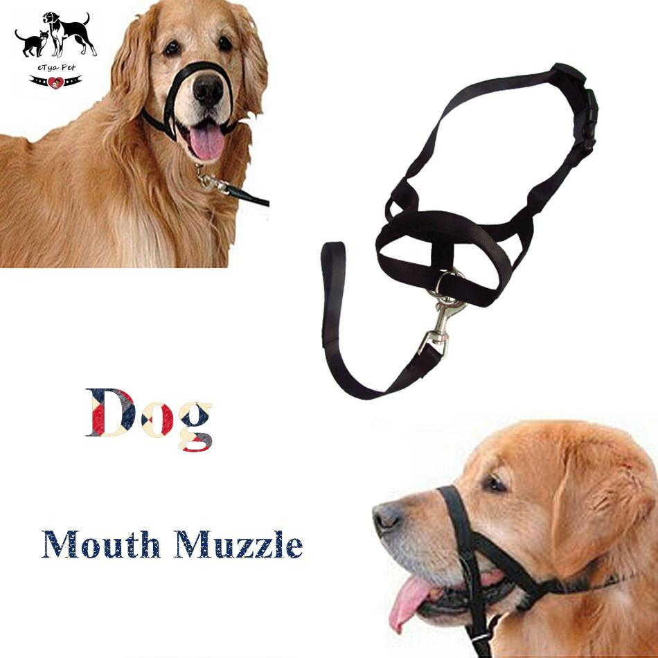 Adjustable Pet Mask Bark Bite Mesh Dog Mouth Muzzle Grooming Anti Stop Chewing Harness Leash Dog Muzzle
