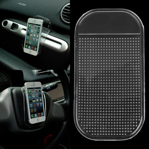 Anti-Slip Non-Slip Mat Car Dashboard Sticky Pad Mount Holder for Cell Phone #