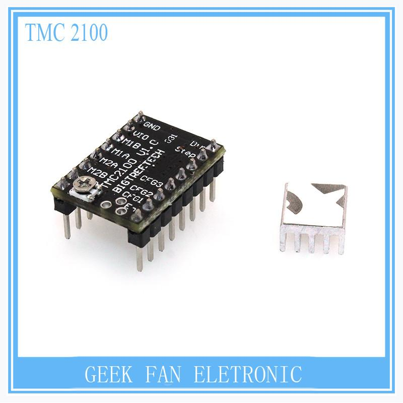 Bigtreetech Tmc2100 Stepstick Mks Stepper Motor Driver Ultrasilent Excellent Stability And Protection Superior Performance