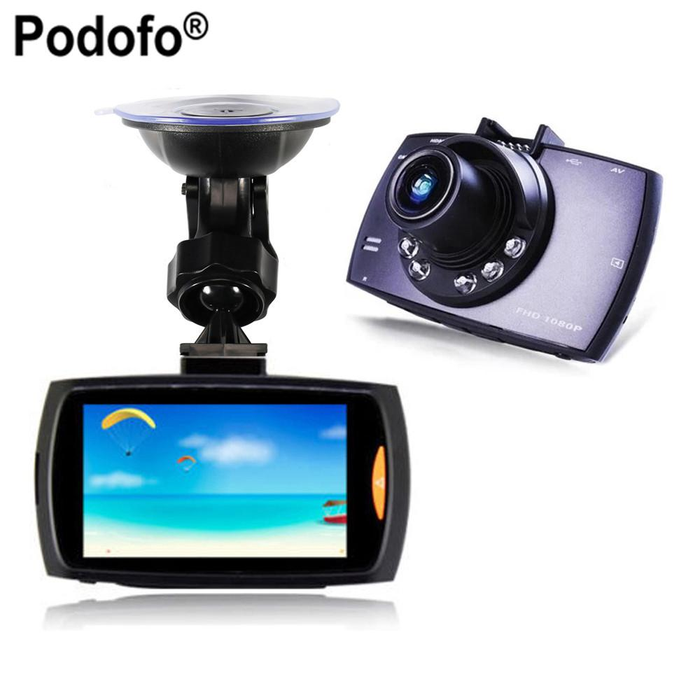 "Car DVRs G30 Night Vision Full HD 1080P 2.7"" LCD 140 Degrees Lens G-Sensor HDMI Camera Recorder BlackBox Camcorder Dash Cam DVR"