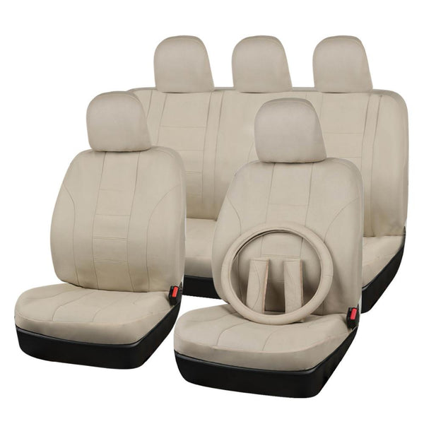 CAR-PASS Mesh Fabric Auto Interior Accessories Classic Design Styling Car Seat Covers Universal Car-covers Protector