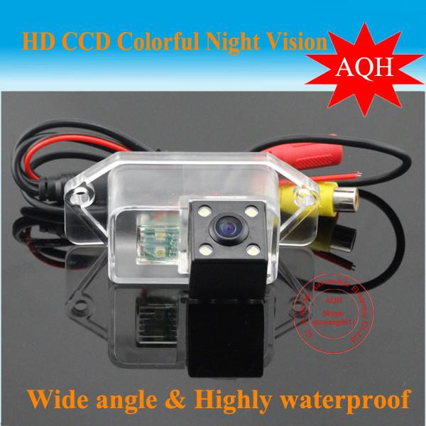 Car Reverse Camera for Mitsubishi Lancer Reversing Backup Rear View Parking Kit NightVision Waterproof