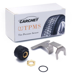 CARCHET One Piece TMPS Sensor for Carchet Brand Only Replacement Parts Tire Pressure Monitoring Sensor for Auto Car TMPS Sensor