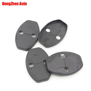 Door lock cover fit for volkswagen VW JETTA MAGOTAN CC GOLF POLO GOLF 6 passat B4 B6 Lavida Bora skoda Fabia Superb