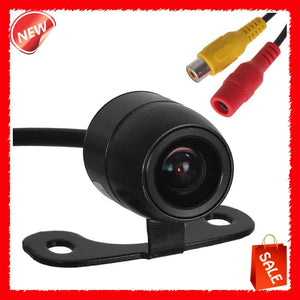E306 18mm Waterproof Universal HD Car Rear View BackUp Reverse Parking Camera18mm Color 170 Degree CMOS Front Side View Camera