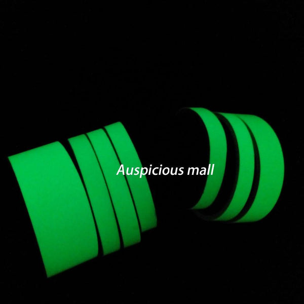 explosion models highlight luminous fluorescent tape night warning stairs slip