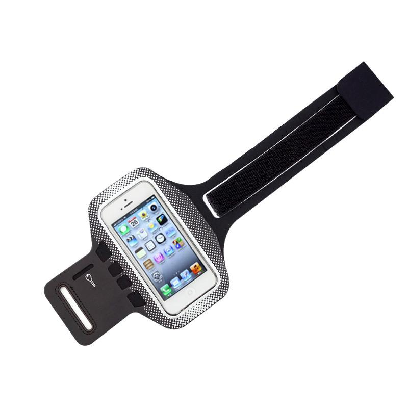 For Samsung Armbands Running Gym Mobile Phone Arm Band Holder For Iphone 4 4s 5 5s Waterproof Neoprene Sport Phone Holder Case