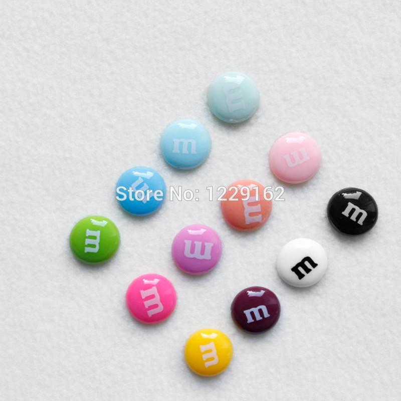 (13pcs set) chocolate beans fridge magnets creative cartoon refrigerator magnetic stickers