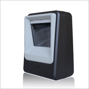 Omni Directional 1d 2d Scanner Ticketing Qr Code Scanner Barcode Reader Desktop Auto Sense 2d Barcode Scanner