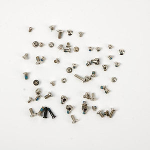 Full Screws Set With 2 black Botton Screws Replacement For Apple iPhone 5C &