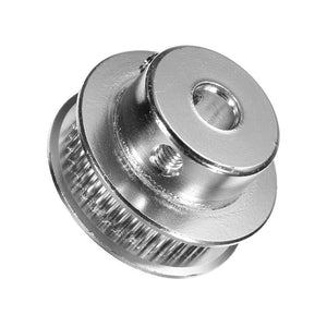 Gt2 Timing Drive Pulley 40 Teeth Tooth Alumium Bore 6.35mm For Width 6mm Belt 2gt For 3d Printer Parts Accessories