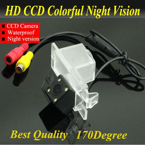 HD CCD Rearview Camera for Ssangyong kyron rexton RearView camera with 170 Degree Lens Angle NightVision waterproof