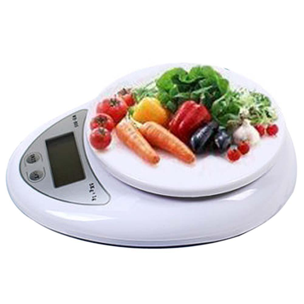 Useful 5kg 5000g 1g Digital Kitchen Food Diet Postal Scale balance Scales