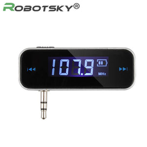 Car FM Transmitter MP3 Players For Smart Phone Auto Player Audio Devices Fm Modulator LCD Display Car Accessories