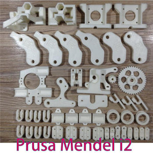 Heacent Open Reprap Prusa Mendel I2 Reprap Prusa Mendel I2 3d Printer Required Pla Plastic Parts Set Printed Parts Kit