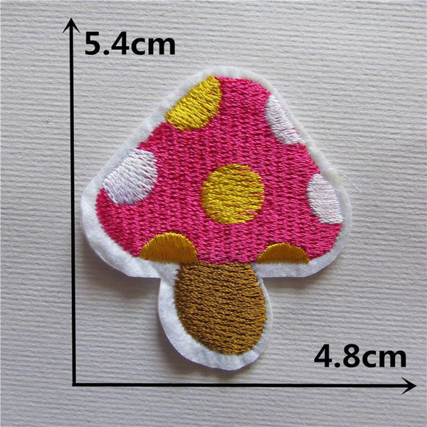 Sell Cartoon Pattern Patch Melt Adhesive Applique Embroidery Patch Diy Clothing Accessory Patch C5101-c5122