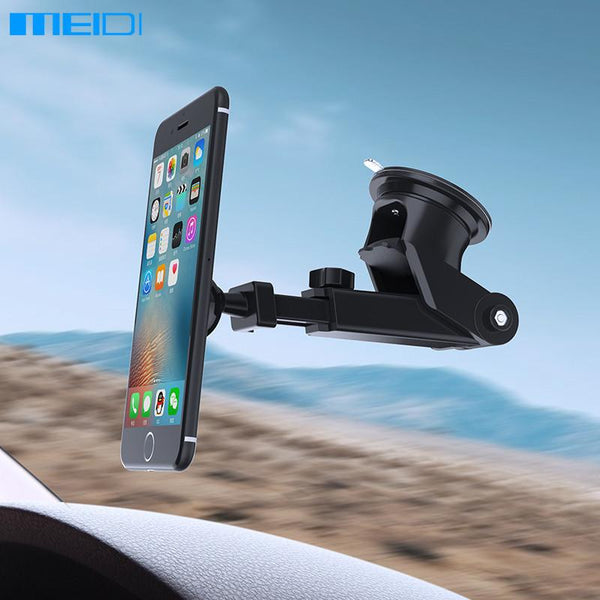 MEIDI car Phone Holder car mobile phone holder Car Mount Mobile Phone Stand Holder 360 Rotation Smartphone Holder For iPhone