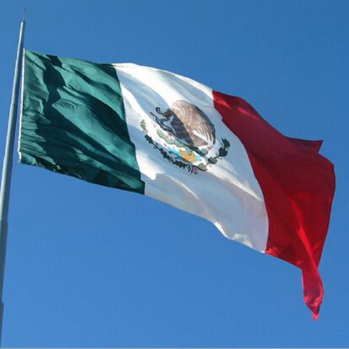 Mexico Flag 5ft x 3ft