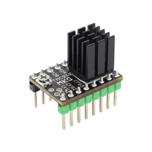 Mks Tmc2100 Stepstick Tmc2100 Stepper Motor Driver With Heatsink Excellent Stability Protection Superior Performance