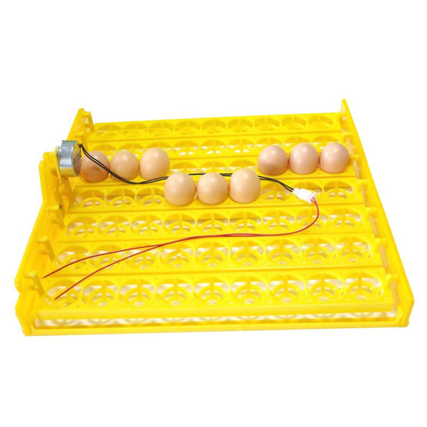 63 Eggs Incubator Turn Tray Poultry Incubation Equipment Chickens Ducks And Other Poultry Incubator Automatically Turn Eggs
