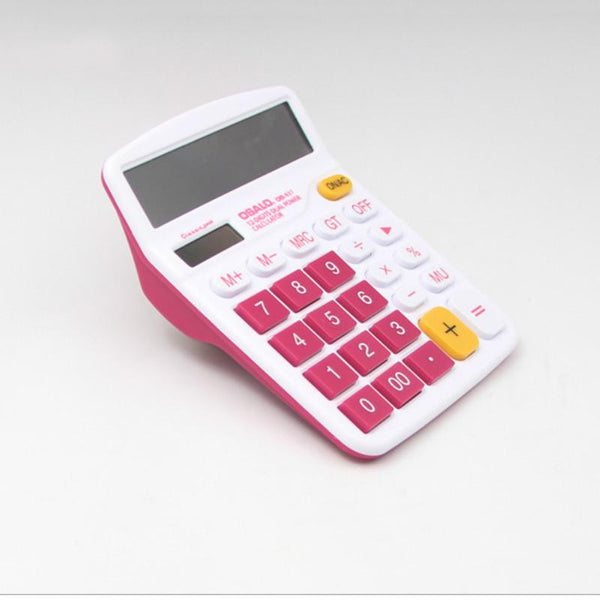 Fashion Abs Material Office Calculate Business Calculator Solar Energy