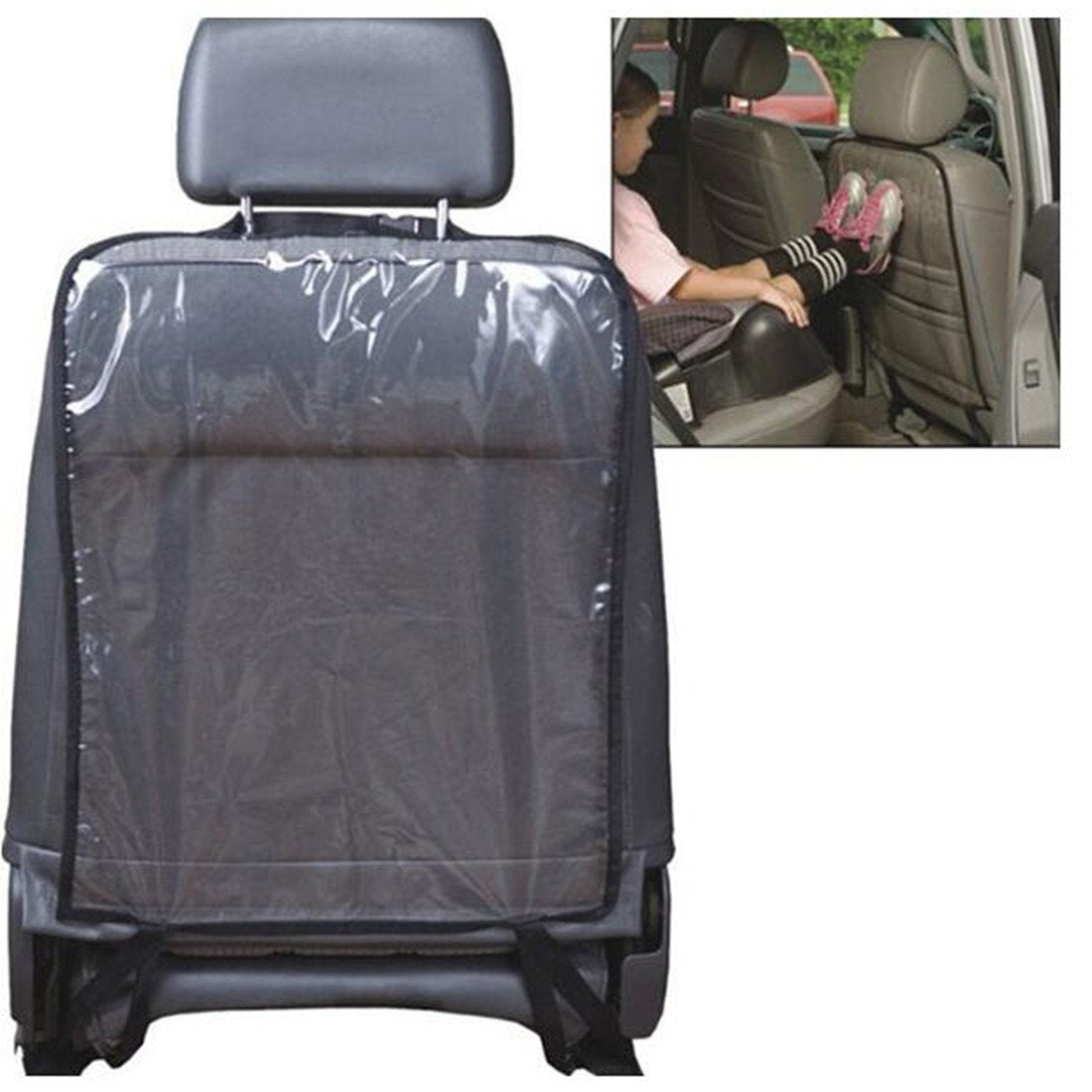 Car Auto Seat Back Protector Cover Back Seat For Children Babies Kick Mat Protects From Mud Dirt