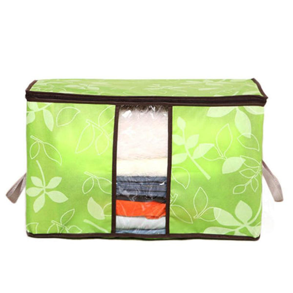 House Keeping Potable Clothing Organizer Storage Bags For Blanket Pillow Aac De Rangement s