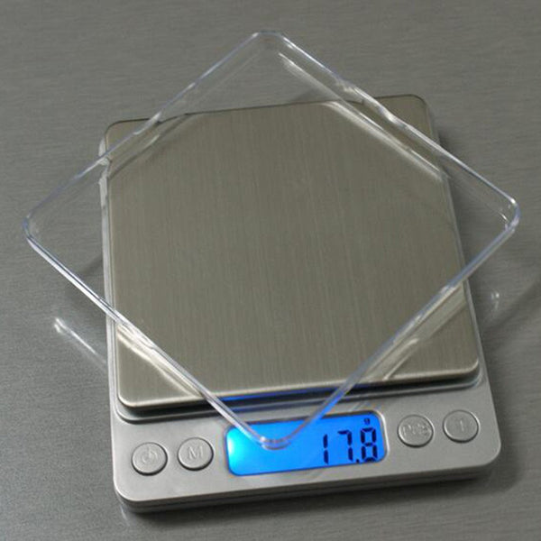 Kitchen Supplies Balance Household Weigh Digital Kitchen Scale Diet Food LCD Display Electronic Scale