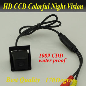 CCD Car rearview camera Car rear view camera for Ssangyong Actyon Korando waterproof night version
