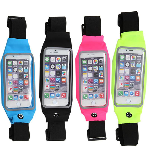 Running Sport Wristband Armband Pouch Bag Universal Waterproof Case For Iphone 6 6s plus 5s For Xiaomi mi 5 4 redmi note 3 Cover