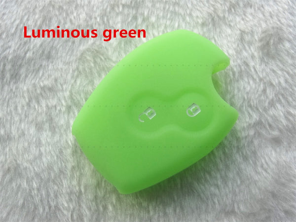 Silicone Key Cover For Renault Duster Logan Fluence Clio Dacia Modus Clio Twingo Kangoo key Car Key silicone cover