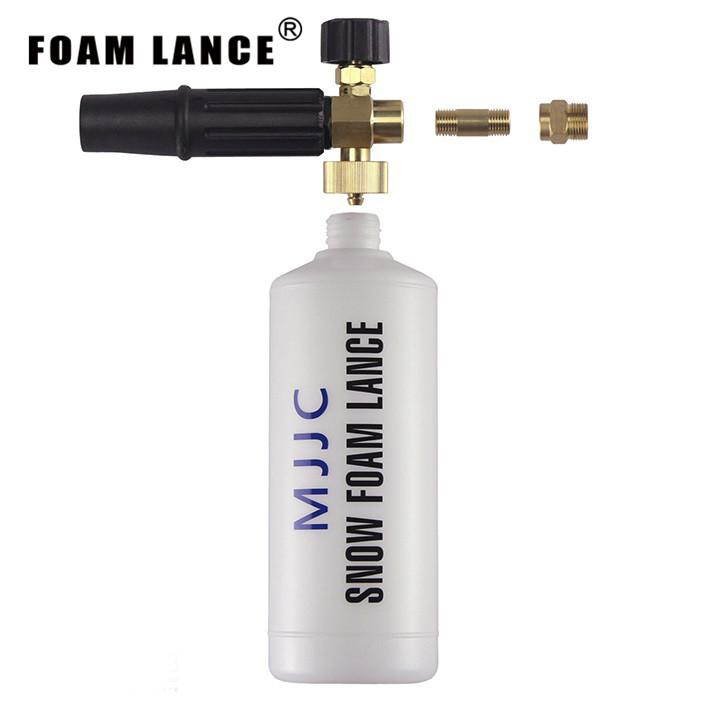 Snow Foam Lance with M22 Male Thread Adapter