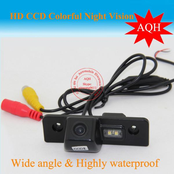 Special Car Rear View Reverse backup Camera for Skoda Octavia with water proof night vision 170degrees