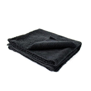 Special For Car Care Quick Detail Wax Buffing Polishing 40X40CM Grey Cloth Microfiber Cobra Edgeless Towel