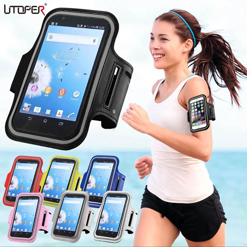 Sport Gym Armband Bag Case For XIAOMI Redmi 3s 3 PRO 3X Mi4c Mi4i MI4 3 MI3 Waterproof Jogging Arm Band Mobile Phone Belt Cover