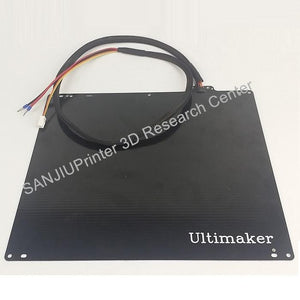 Ultimaker 2 Um2 Bed Aluminum Alloy 3d Printer Accessories Diy Um2 Heated Bed Plate With Cable