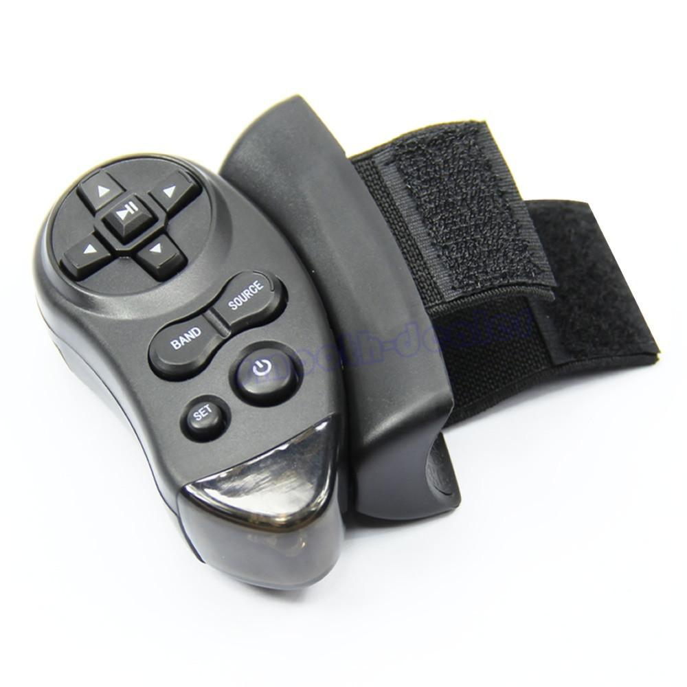 Universal Car Steering Wheel Remote Control Learning For Car CD VCD DVD
