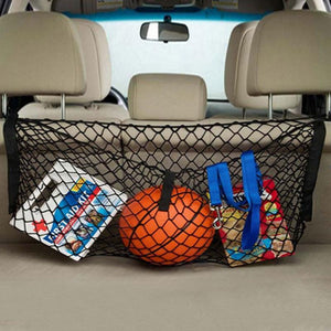 Universal Nylon Car Hatchback Rear Luggage Cargo Trunk Storage Organizer Net