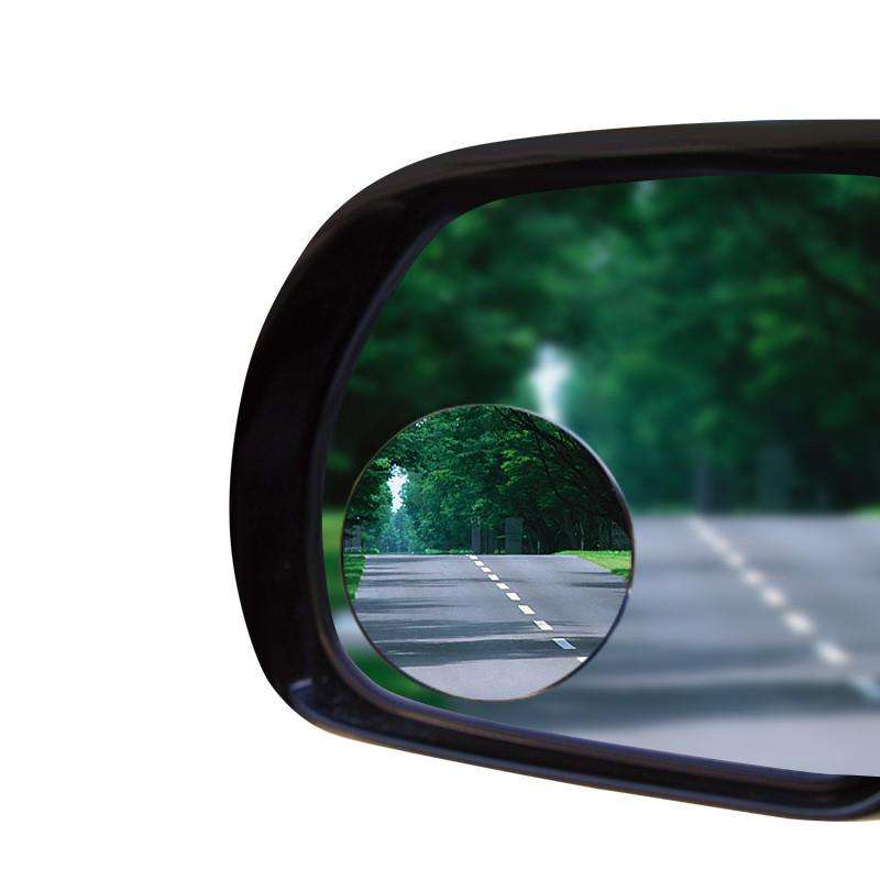 Wide Angle Auto 360 Car Vehicle Side Blindspot Blind Spot Mirror Wide RearView Mirror Small Round Mirror