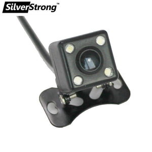 Wide View HD 4 LED Nightvision Car Rear View Camera Color Universal Chamber Car Parking Reverse Waterproof Back Cam for car dvd