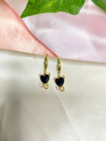 Lucifer Hook Earrings