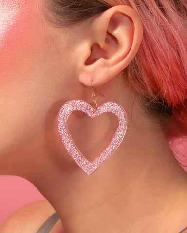 Heart O' Mine Earrings