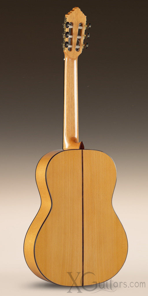 Alhambra 10Fc flamenco guitar front