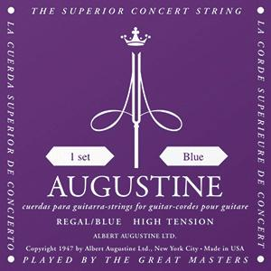 Augustine Regal Blue - Classical Guitar Strings image 1