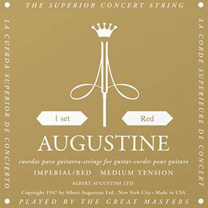 Augustine Imperial Red - Classical Guitar Strings image 1