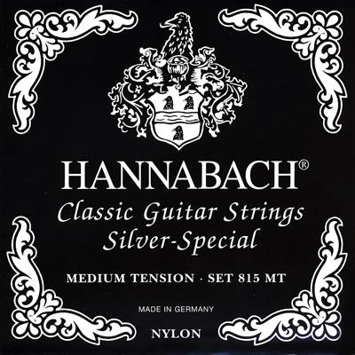 Hannabach 815 MT Classical Guitar Strings