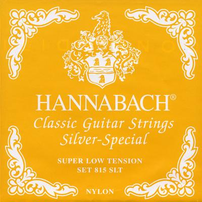 Hannabach 815 SLT Classical Guitar Strings
