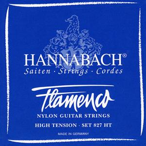 Hannabach 827 HT Flamenco Guitar Strings