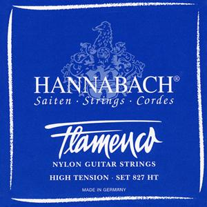 Hannabach 827 HT Basses - Flamenco Guitar Strings image 1