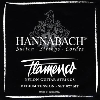 Hannabach 827 MT Basses - Flamenco Guitar Strings image 1